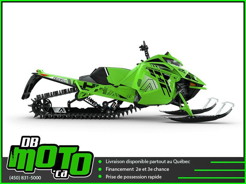 Arctic Cat MOTONEIGE M8000 154 2.6 HARDCORE 2022