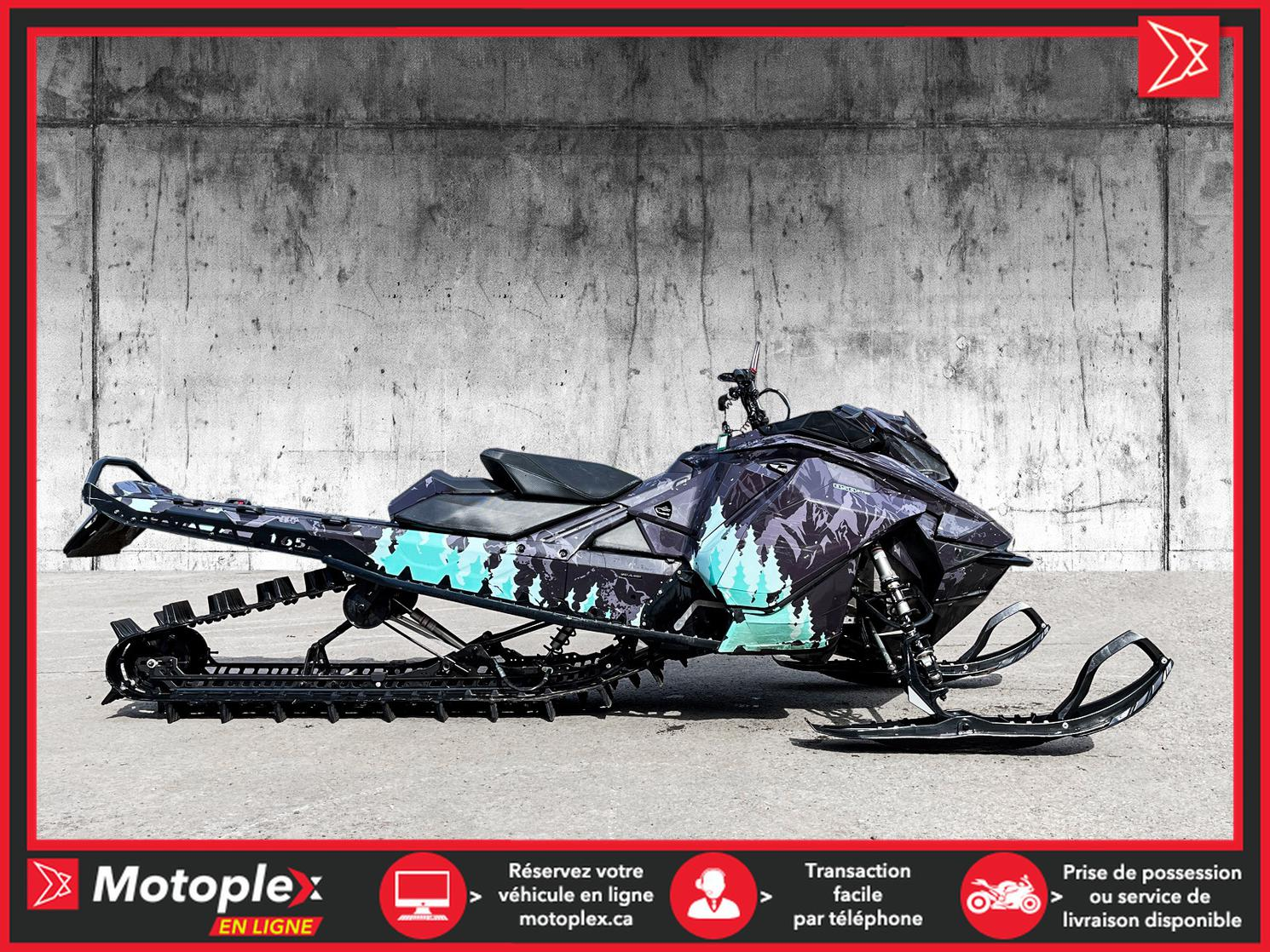 U5079 Ski-Doo SUMMIT 850 SP 165 SHOT 2020
