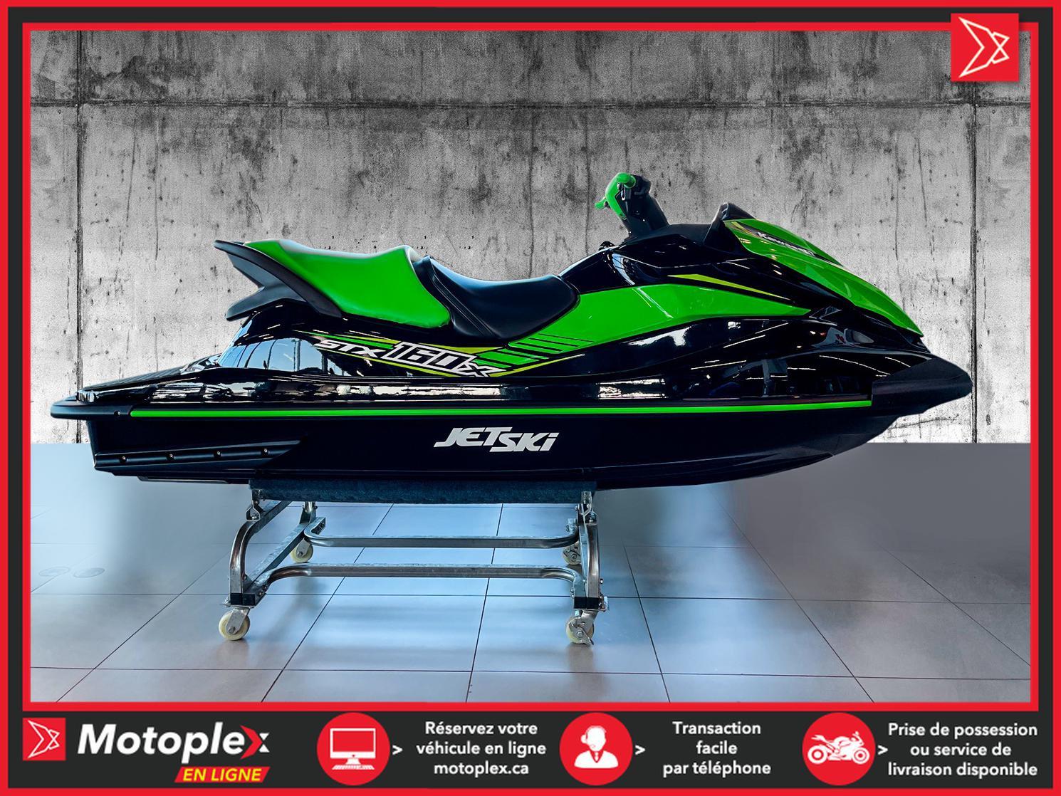 Kawasaki MOTOMARINE JET SKI STX 160LX (3 PLACES) 2021