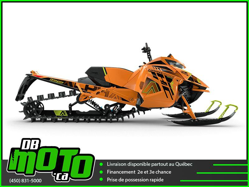 Arctic Cat MOTONEIGE M8000 HARDCORE 165 3'' ES 2022