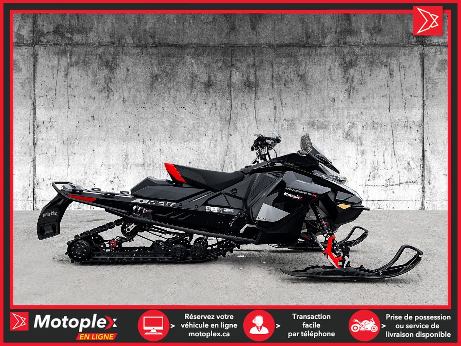 2020 Ski-Doo RENEGADE X 850 E-TEC - 36$/SEMAINE