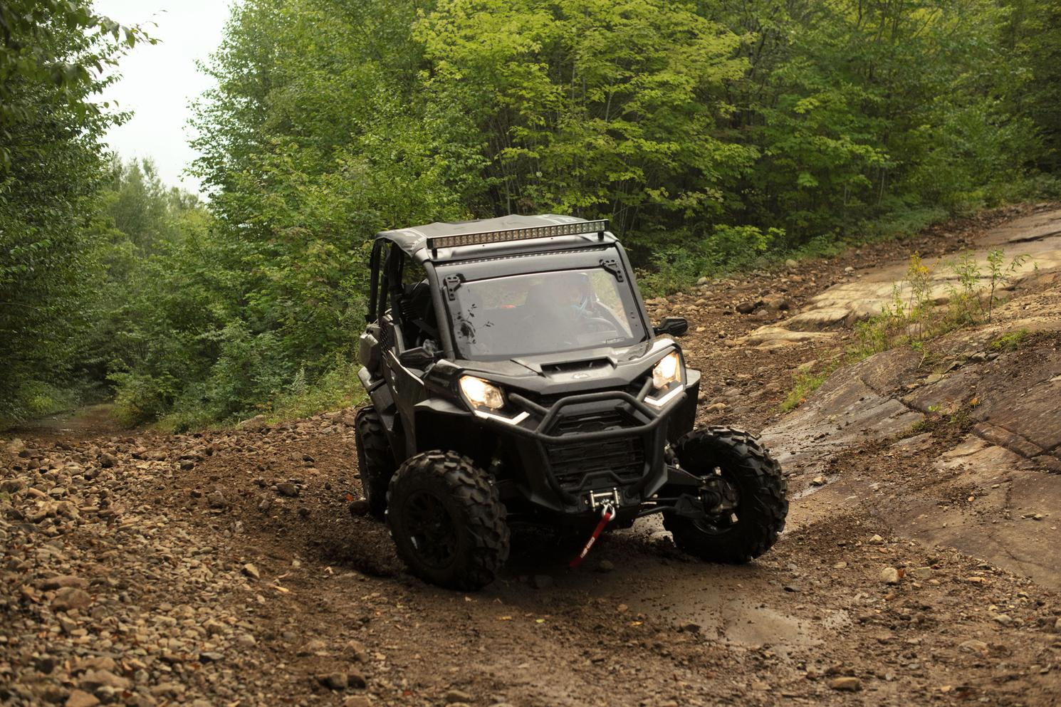 2021 Can-Am ATV boat for sale, model of the boat is COMMANDER XT 1000R & Image # 9 of 9