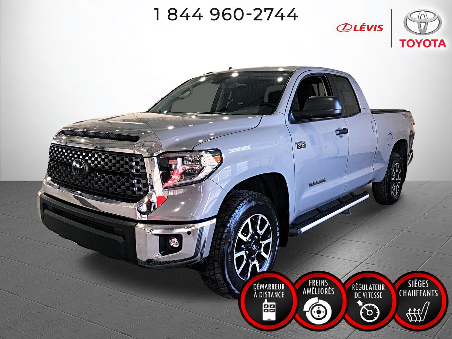 Toyota Tundra DOUBLE CAB SR5 TRD OFF ROAD 2018