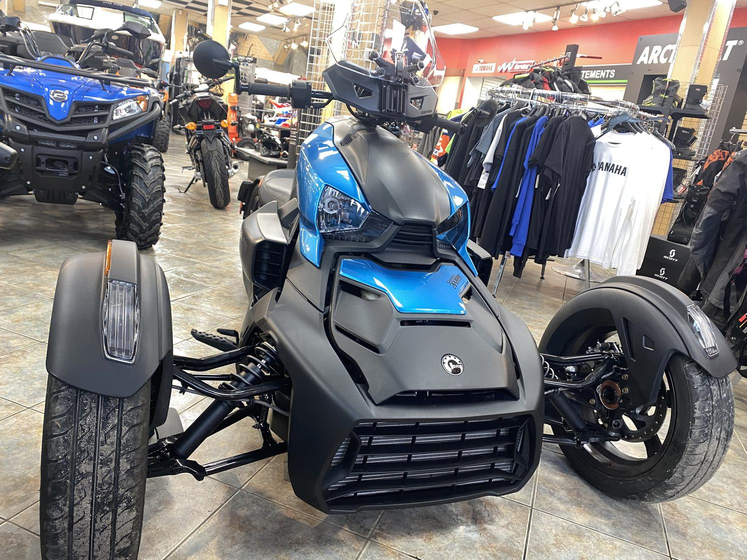 Can-Am Ryker 600 Ace 2019
