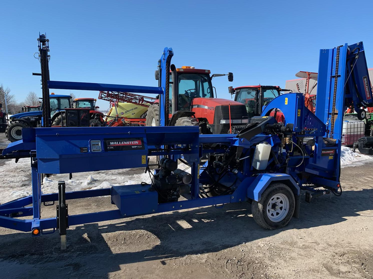 2019 Wallenstein WP1624