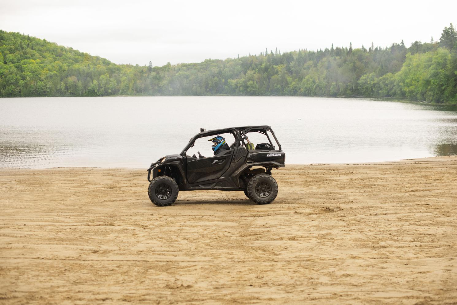 2021 Can-Am ATV boat for sale, model of the boat is COMMANDER XT 1000R & Image # 7 of 9