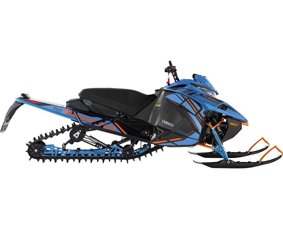 2022 Yamaha Sidewinder X-TX SE 146 x 2.0 Early Bird. Frais inclus+Taxes