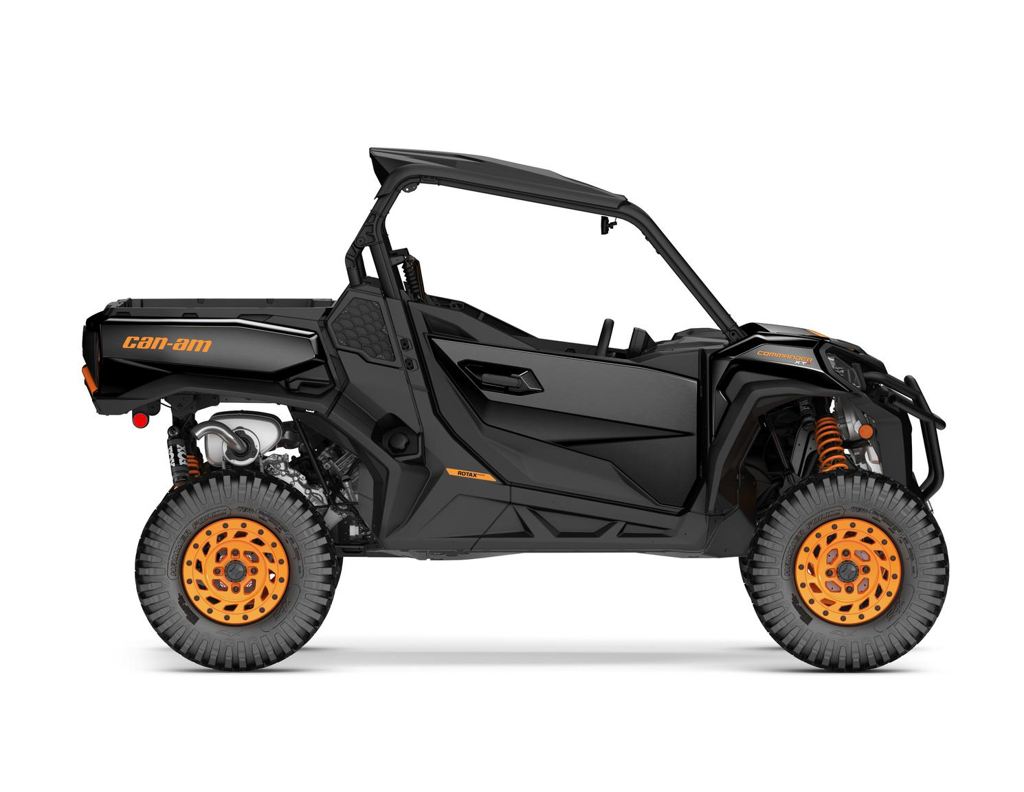 2021 Can-Am ATV boat for sale, model of the boat is COMMANDER XTp 1000R & Image # 3 of 7