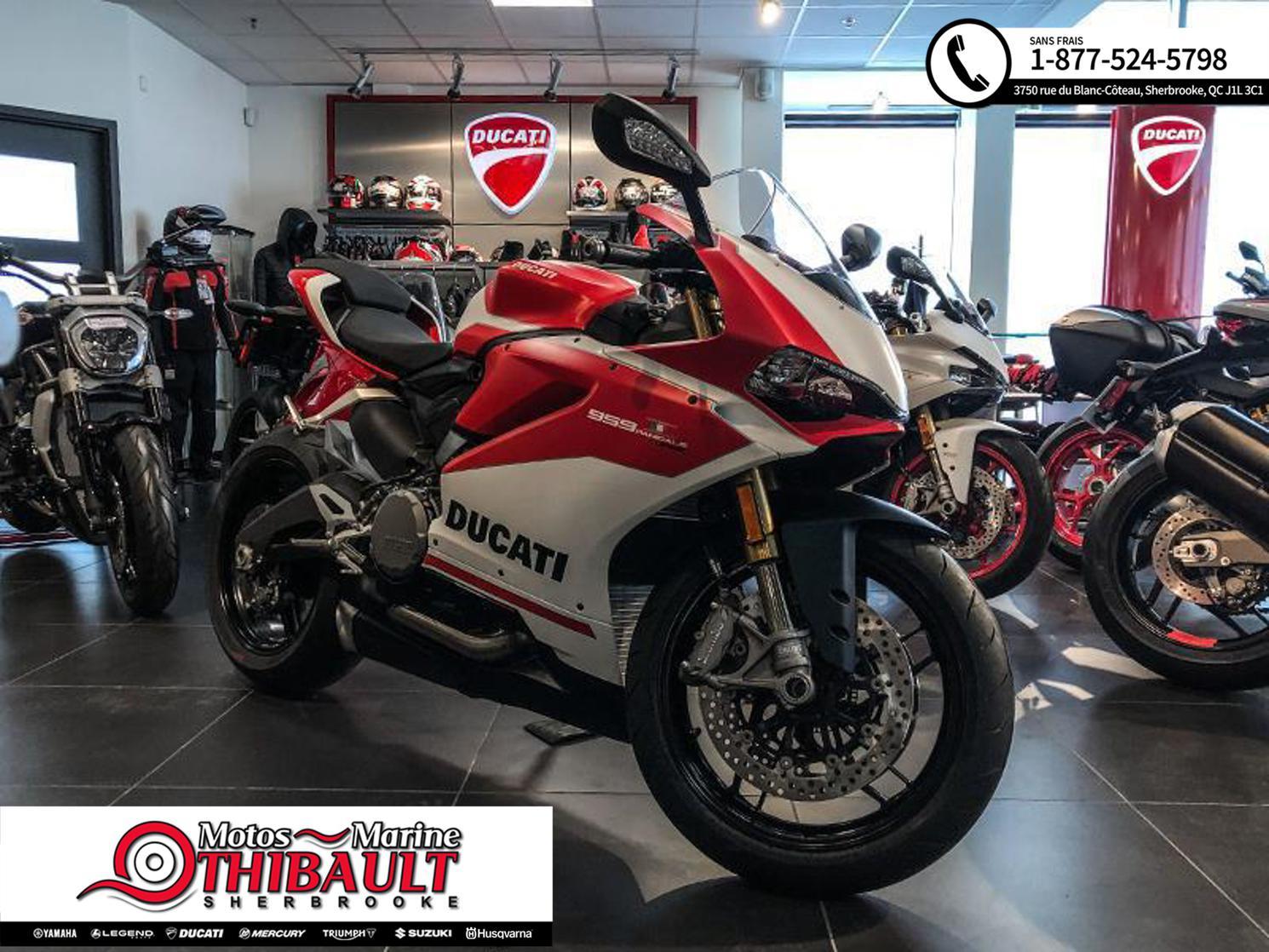 Ducati 959 Panigale - Ducati 959 Panigale Corse 2019
