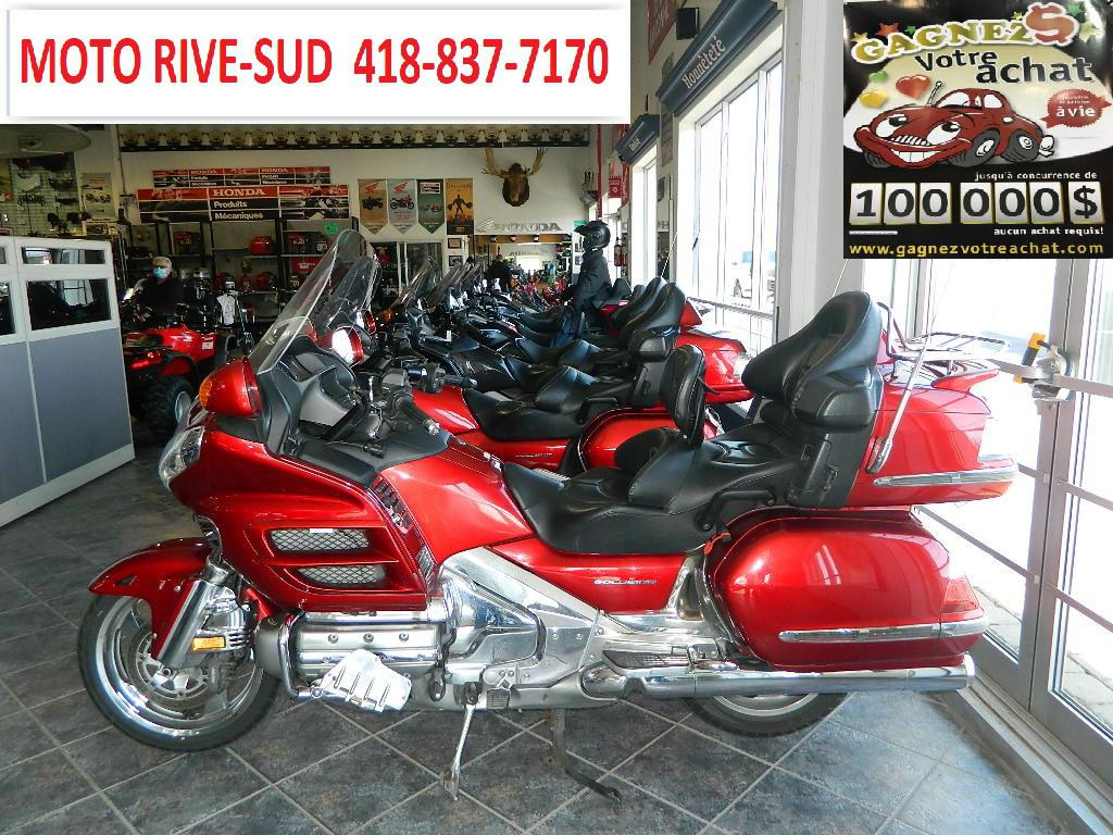 2007 Honda GL 1800 GOLDWING AD