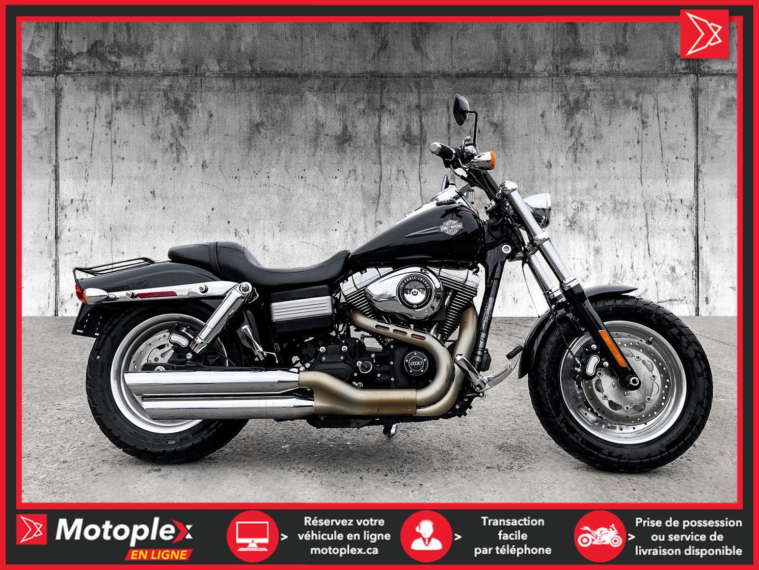 U5116 2013 Harley-Davidson FAT BOB FXDF 103
