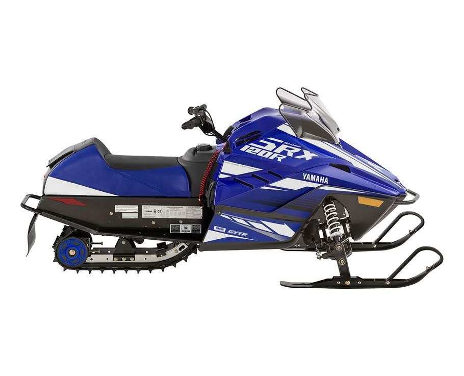 2022 Yamaha SRX120R Frais inclus+Taxes