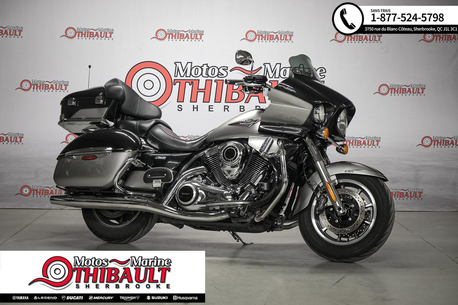 2016 Kawasaki Vulcan Voyager 1700 Kawasaki Vulcan 1700 Voyager ABS