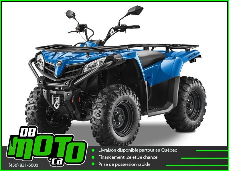 CFMOTO C FORCE 400 EPS LX 2021
