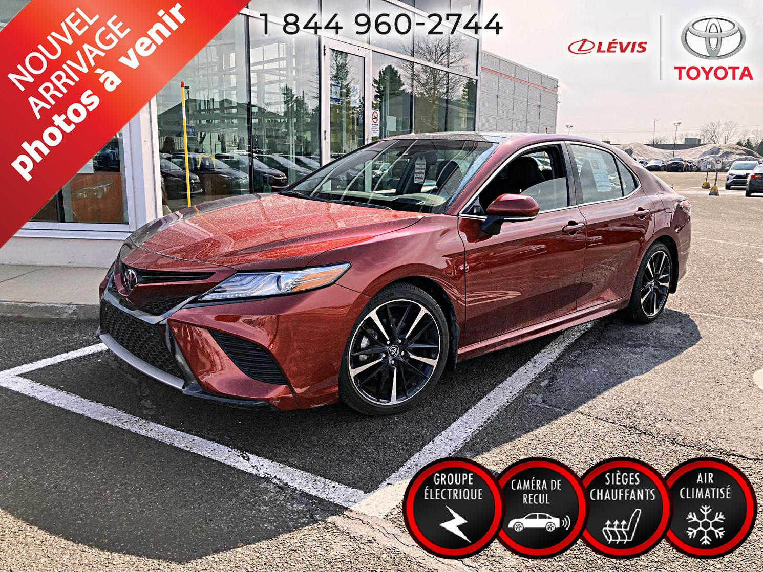 Toyota Camry XSE AUT V6 2018