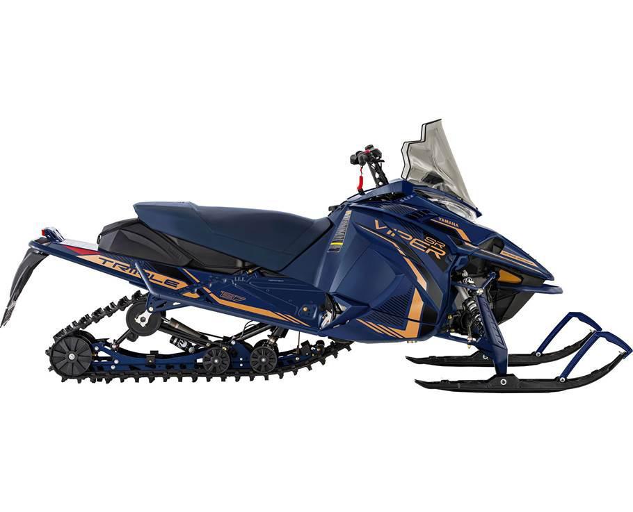 2022 Yamaha SRViper L-TX GT 137 X 1,25 Frais inclus+Taxes