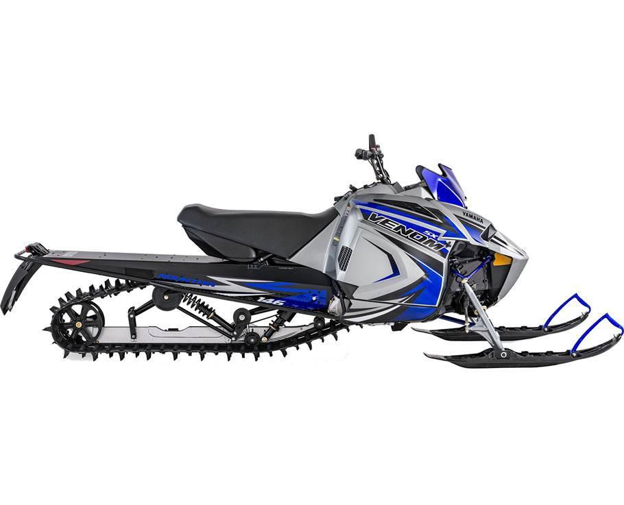 2022 Yamaha SXVenom Mountain 146 X 2.0 Frais inclus+Taxes