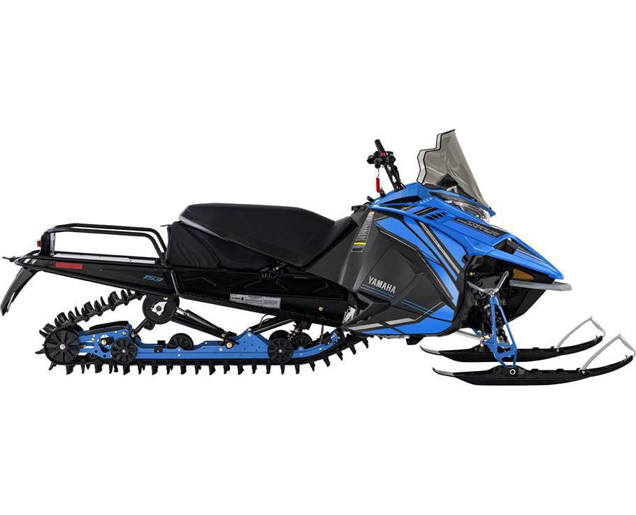 2022 Yamaha Transporter 800 153 X 2.25 Frais inclus+Taxes