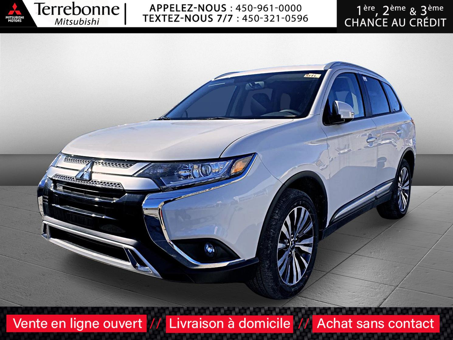 Mitsubishi Outlander 2020 EX**4X4**7PASSAGERS**TOIT OUVRANT**MAGS 18 PO