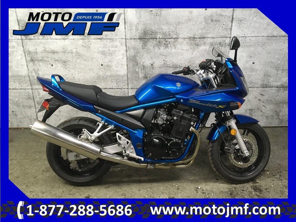2005 Suzuki Bandit 650 st:16165
