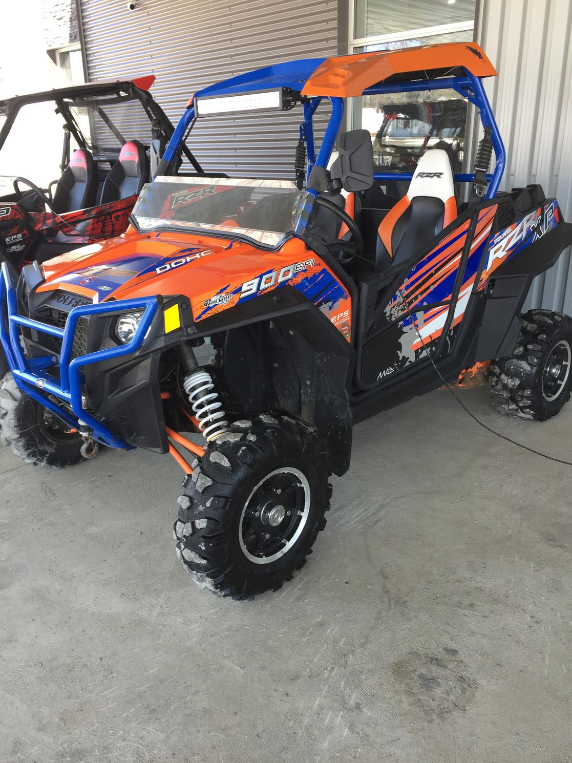 Polaris RZR 900 XP 2013