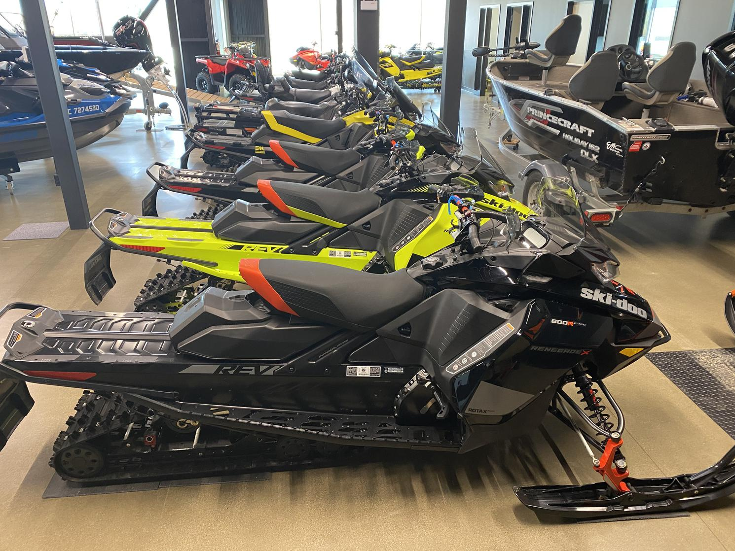 Ski-Doo RENEGADE X 600R 2020