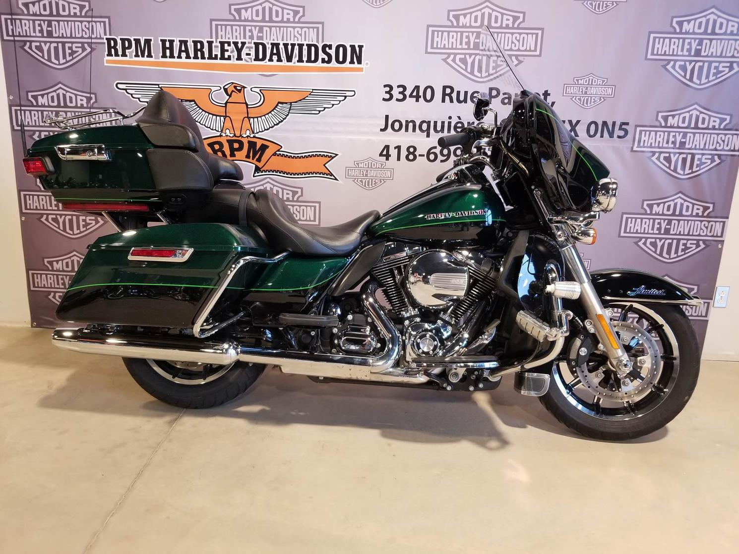 FB681416 Harley-Davidson Ultra Limited 2015