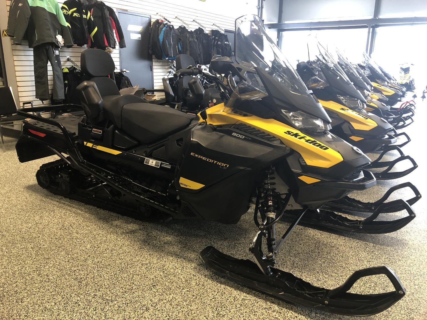 2021 Ski-Doo EXPÉDITION 20» LE 900 ACE GEN-4 garantie 5 ans disponible