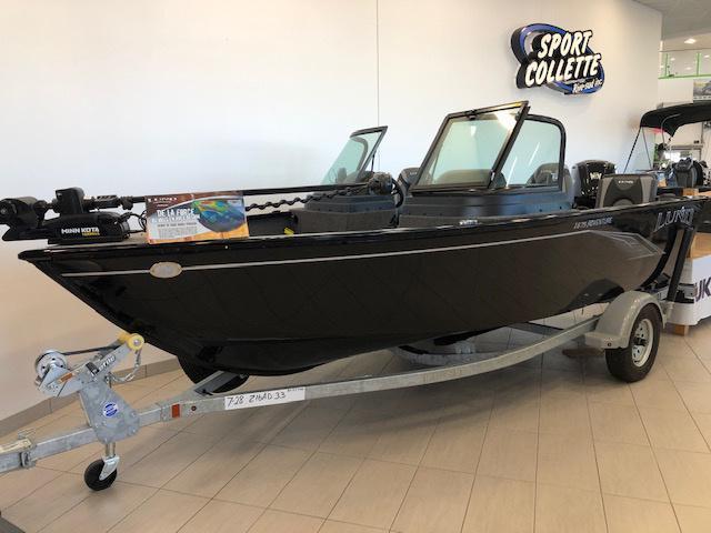 Lund Boat Co 1675 AVENTURE SPORT 2021 - Double consol