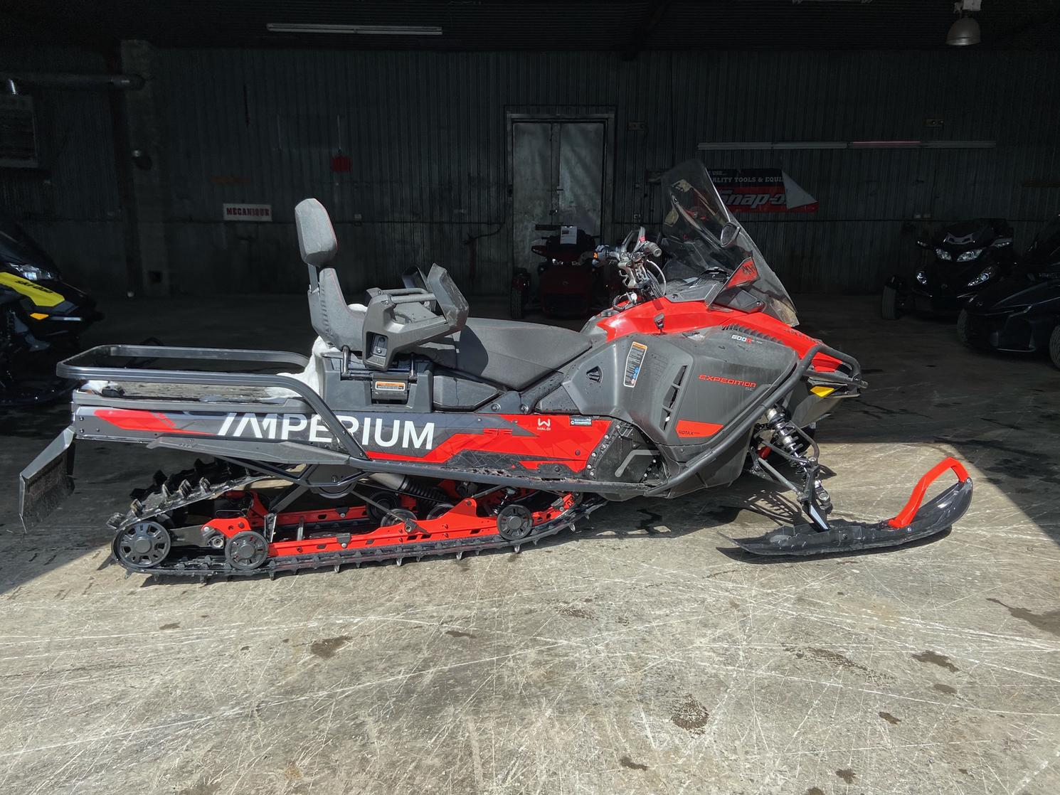 Ski-Doo Expedition SE 600R ETEC 2021