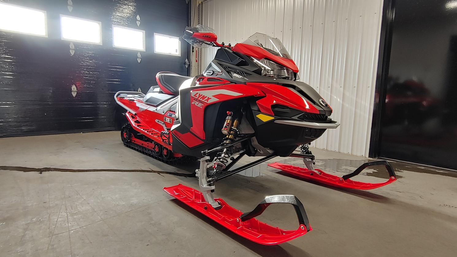2022 Ski-Doo backcountry x 850 LYNX RAVE RE 3500