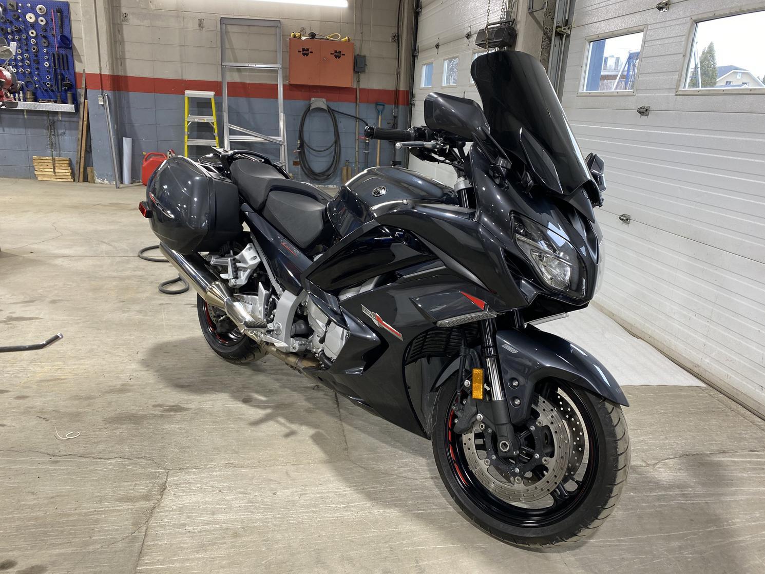 2016 Yamaha FJR 1300 FJR1300 Sport Touring