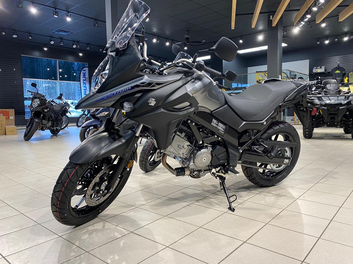 Suzuki V-STROM 650 ABS 2021 - Roue Mag
