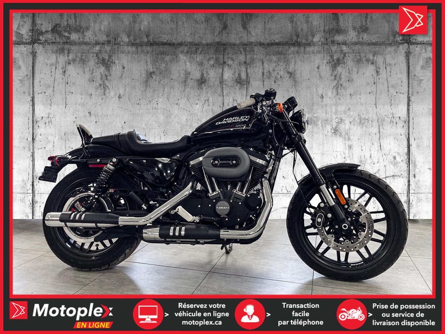 U5112 2019 Harley-Davidson SPORTSTER 1200 ROADSTER XL1200CX