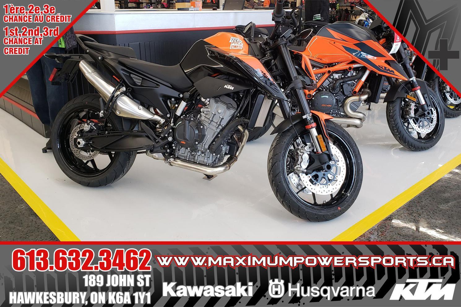 KTM DUKE 890 2021 - DUKE 890