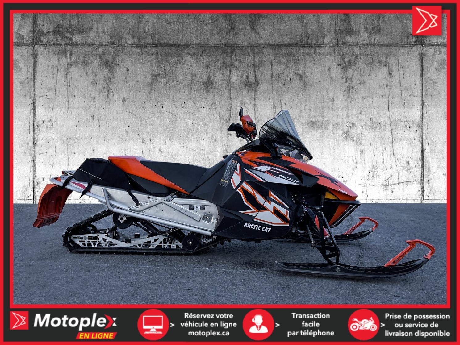 2012 Arctic Cat F1100 TURBO LTD 28$/SEMAINE