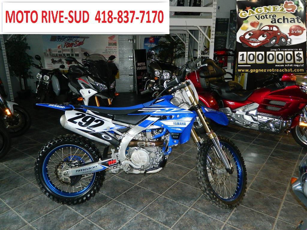 Yamaha YZ 450 2019