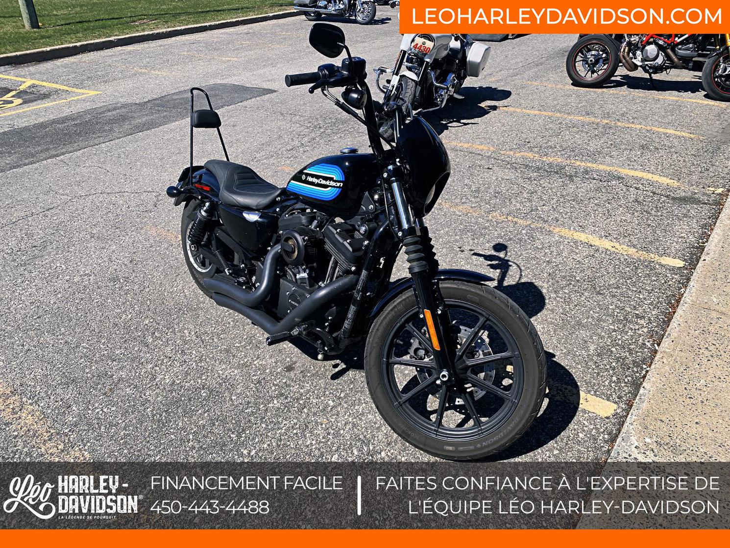 Harley-Davidson sportster iron 1200 2018 - XL1200NS