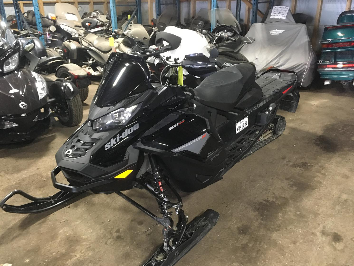 Ski-Doo RENEGADE X 900 ACE TURBO 2019