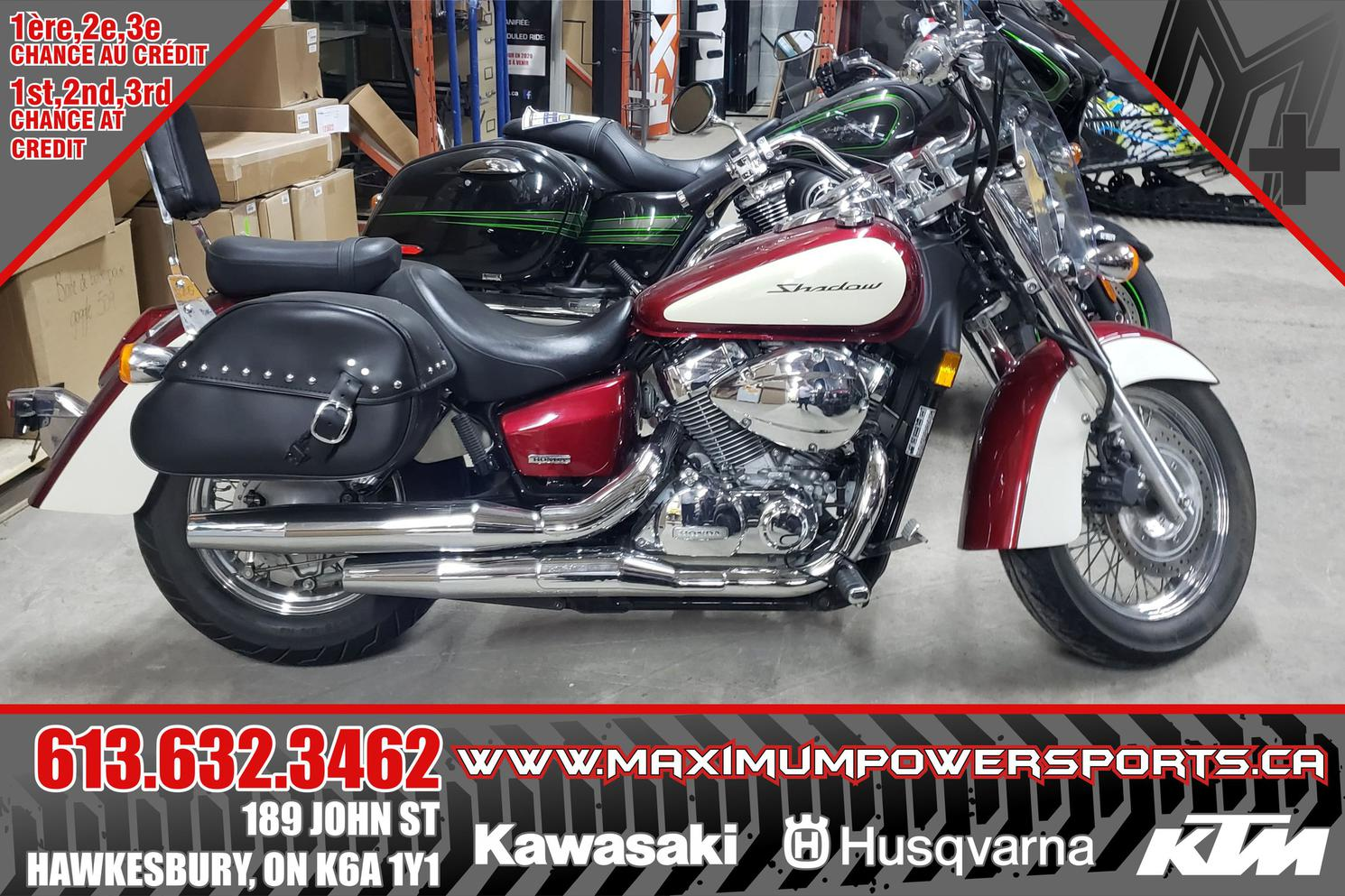 Honda SHADOW 750 - SHADOW 750 2008