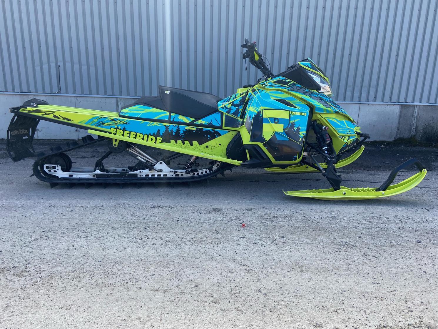 2015 Ski-Doo FREERIDE 800 ETEC 154