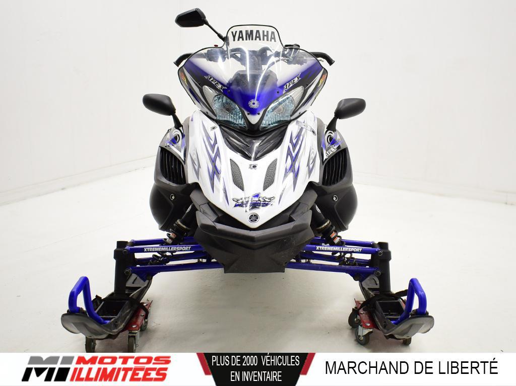 2009 Yamaha Apex LTX GT - Frais inclus+Taxes