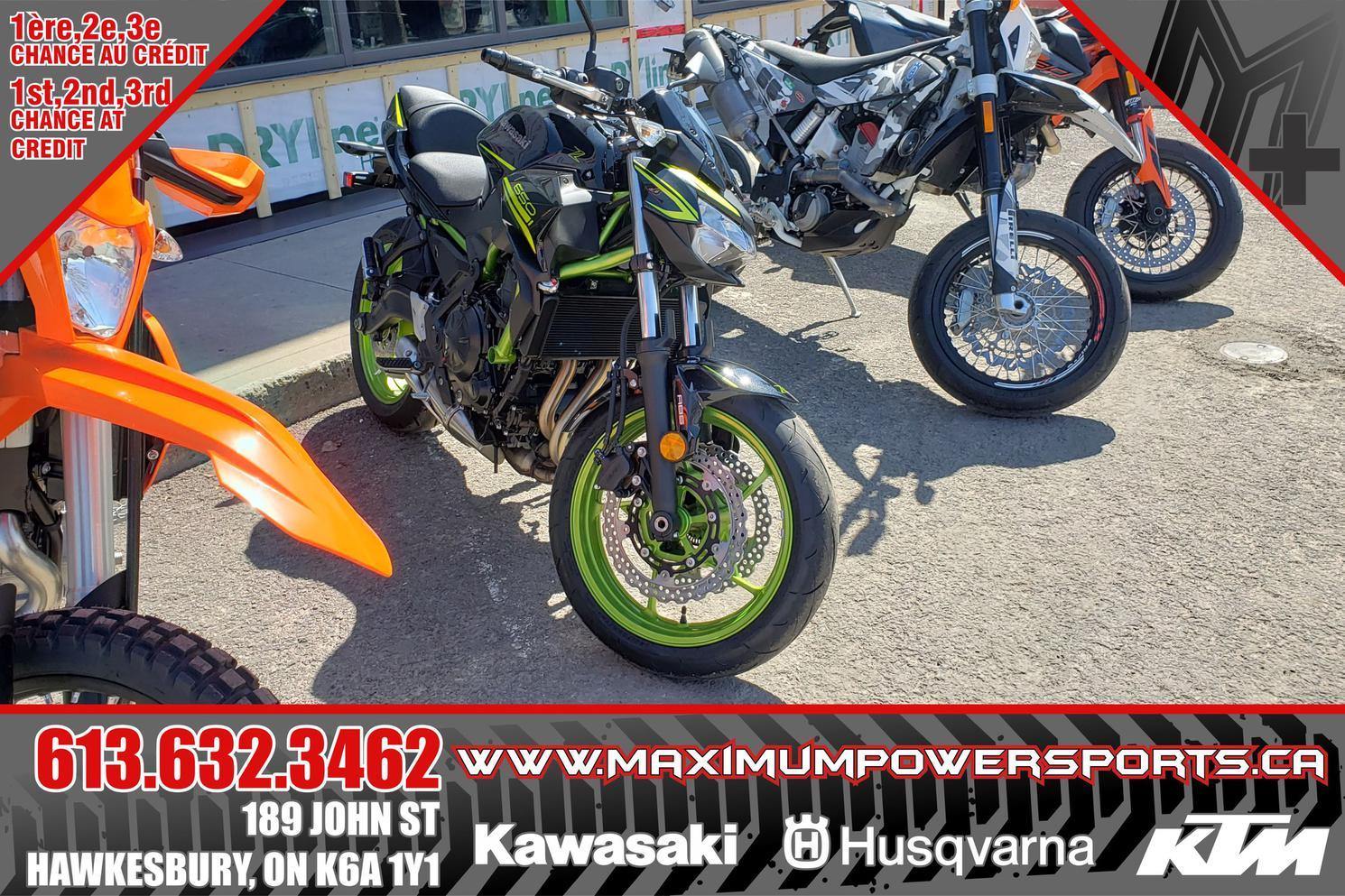 2021 Kawasaki Z650 ABS SE Z650 ABS SE