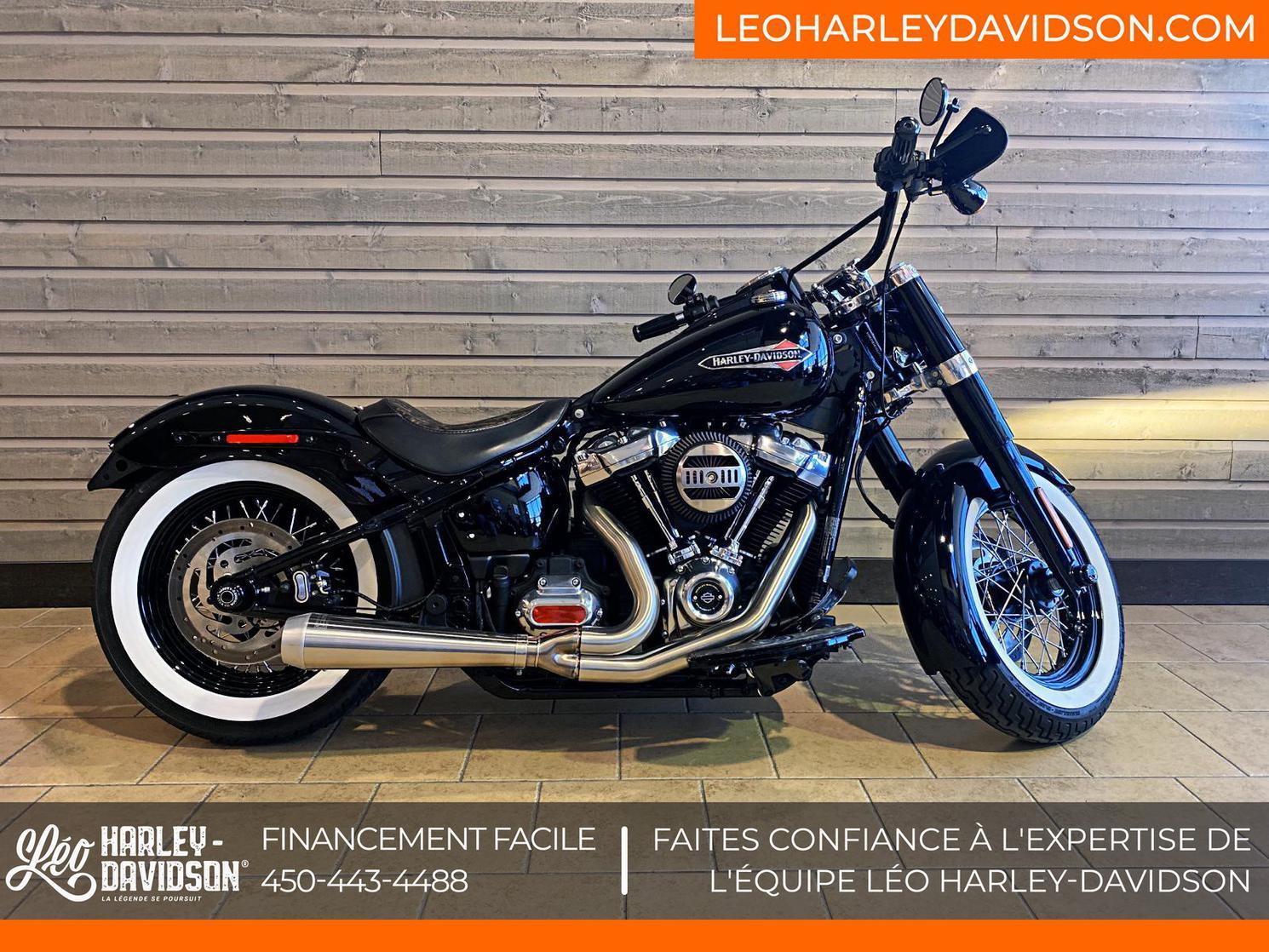 Harley-Davidson ST-Softail Slim 2019 - FLSL