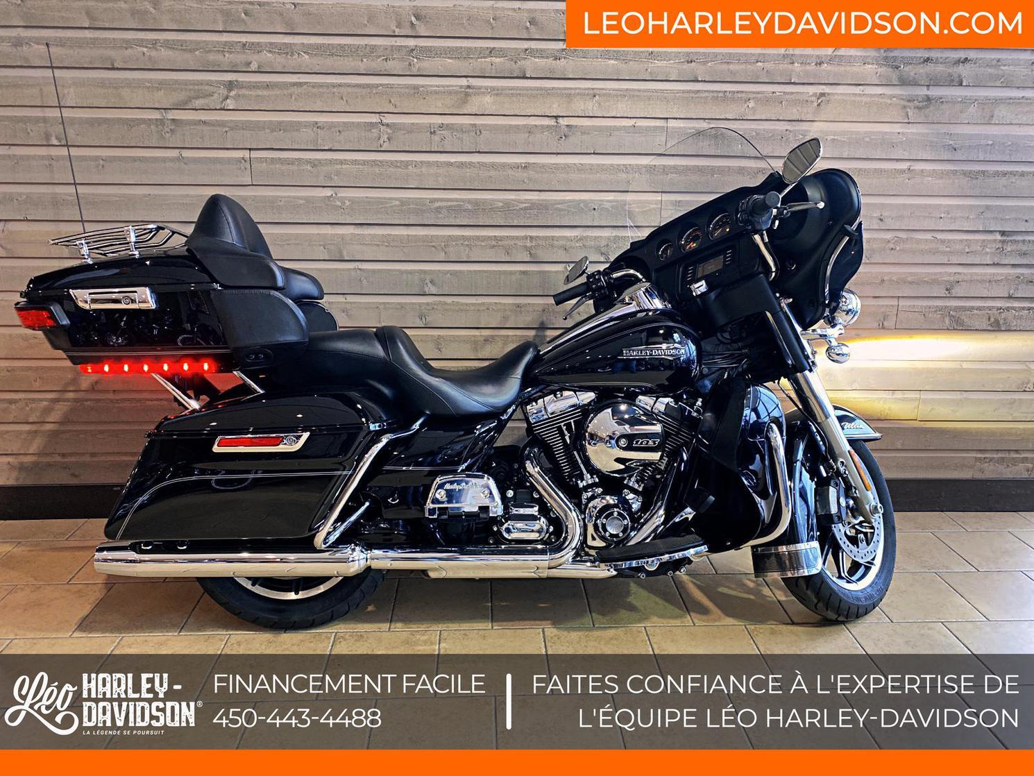 Harley-Davidson FL-Ultra Classic Electra Gilde 2016 - FLHTCU