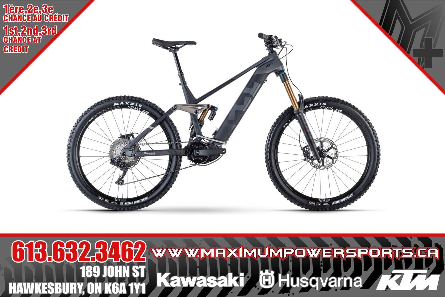 "Husqvarna Hard Cross HC9 2021 - Hard Cross HC9 USA 27.5""x46cm 11S XT Di2"