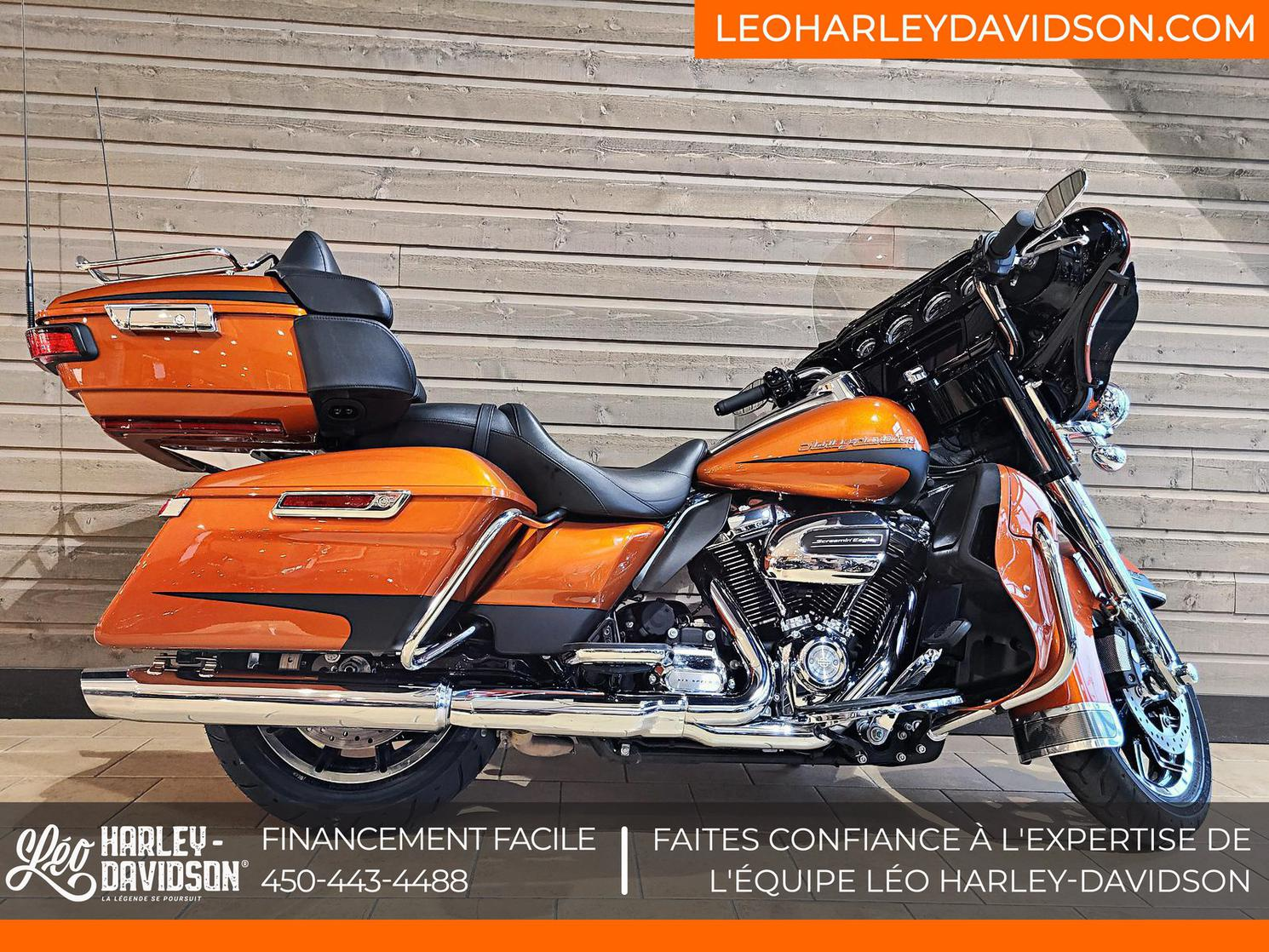 Harley-Davidson FL-Electra Gilde Ultra Limited 2019 - FLHTK