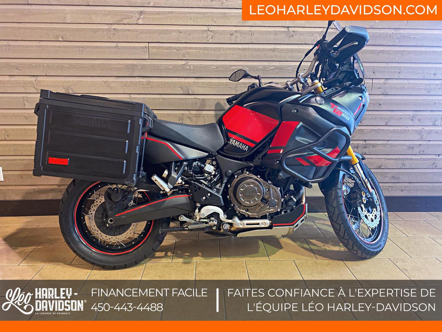 Yamaha XTZ12 2019