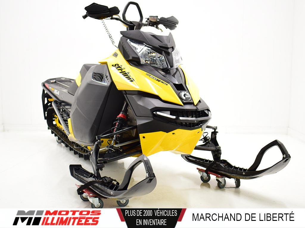 2013 Ski-Doo Summit X 800R E-TEC 154 Frais inclus+Taxes
