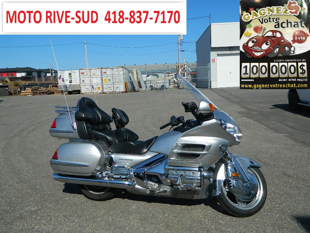 2005 Honda GL 1800 GOLDWING